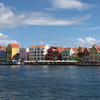 For stop # 2 on our Southern Caribbean journey we docked in Curacao... as you can see from the buildings it's one very colorful place!! :-)