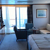 "This video shows you the 529 square foot ""Grand Suite""... there's only 2 of those onboard, both on deck 8."