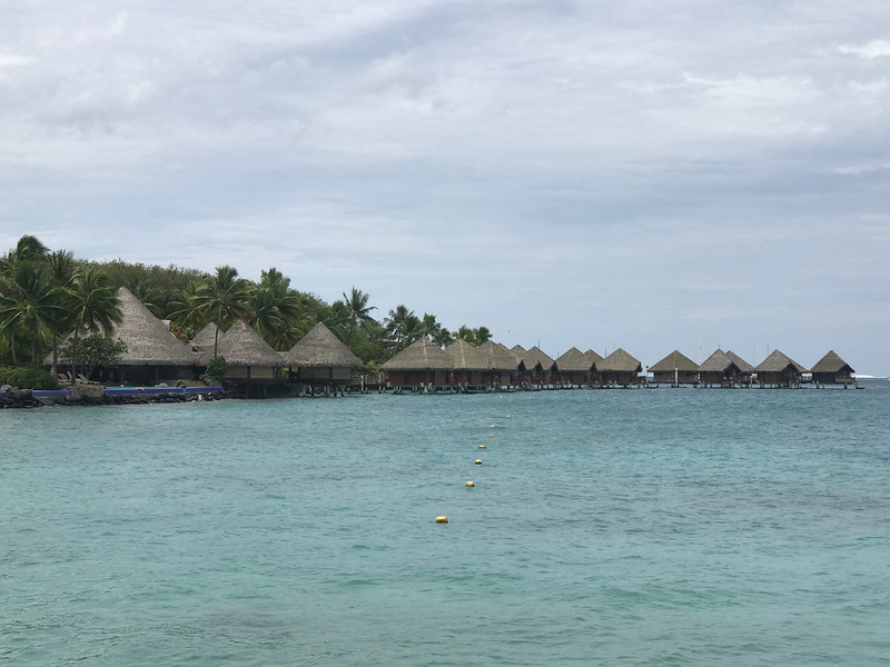 Any serious traveler has heard about the unique over-water bungalows you can stay in when in Tahiti...