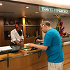 "Another helpful area onboard to keep in mind is the ""Travel Concierge"" on deck 4... not only do they book shore excursions that Paul Gauguin offers but if you have any questions about private things to do onshore (car rentals, bike rentals, dining, etc.) they're more then happy to share their immense knowledge!"