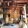 """Once up top we visited a small town & """"Smoke House""""/local restaurant to try the area's famous prosciutto..."""