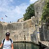 """After our amazingly scenic Coach ride we enjoyed some time exploring medieval """"Kotor"""" by foot... another cute/interesting/historic town! :-)"""