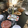 We tried their wine, fruit flavoured liquors, meats, cheeses, breads, anchovies, dried fruits, etc.<br /> <br /> It was for sure a YUMMY way to begin our time in Croatia!! :-)
