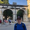 And as you'll see in this & the next picture or 2 it wasn't only the arena in Pula that reminds you of Rome! :-)