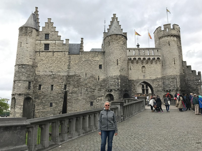 "Our last stop during our ""Holland & Belgium with Tulips"" River Cruise was in Antwerp, Belgium… here's some highlights of our walking tour we enjoyed that day."