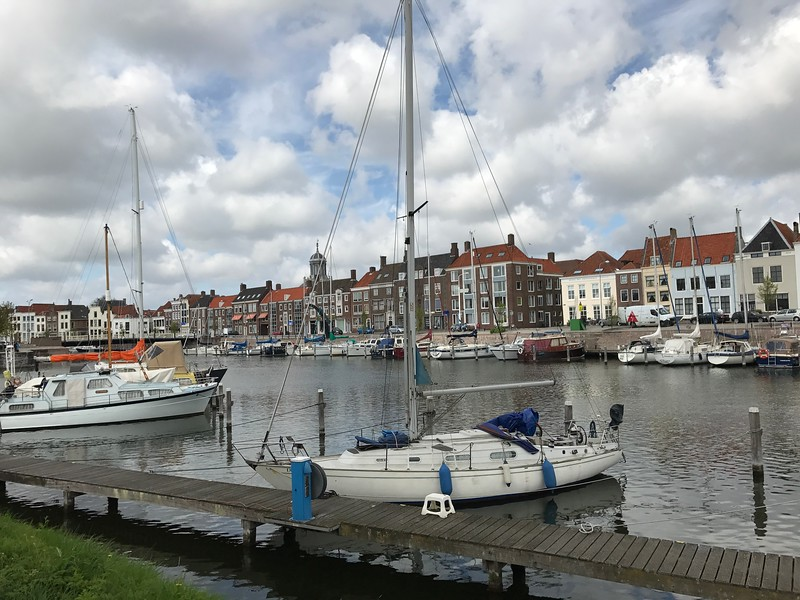 "Here's some scenes we enjoyed from our visit to ""Middelburg"" which is the Capital of the Zeeland Province in Holland. As you'll see, during a ""Tulip Time"" River Cruise in Holland and Belgium you'll visit one super nice place after another!"