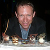 "There's Shawn making sure the desserts are just as good as the steaks at the ""Supper Club"". :-)"