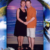 Here we are getting onboard Cruise # 10... it was a 7 day to the Western Caribbean and our 1st ever Group Cruise... what a great time we had!! :-)