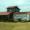 "After our ""Cave Tubing"" excursion we had an included lunch at ""Amigos"". A great place for lunch but we're not sure how you get there. :-)  (Hint: You don't get this when you buy the excursion through the Cruise line, ask us how to get it)"