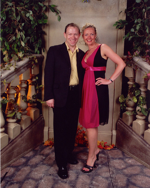 """Here we are enjoying one of the Portrait sessions on our 1st Formal Night onboard the """"Glory""""... it's always fun to get dressed up & feel like a """"Star"""" getting your pics taken! :-)"""