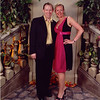 "Here we are enjoying one of the Portrait sessions on our 1st Formal Night onboard the ""Glory""... it's always fun to get dressed up & feel like a ""Star"" getting your pics taken! :-)"