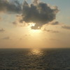 There's another one of the Amazing sunsets we were blessed to experience from our Private Balcony during our Western Caribbean Cruise!!