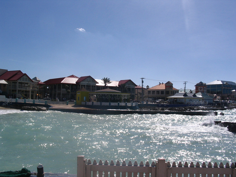 "Downtown ""Georgetown"" in Grand Cayman is where you can enjoy food, fun & entertainment when visiting this popular Caribbean Island."