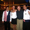 One of our favorite parts of Cruising is the great service you get during your sailing... there's our dining room servers for the week who were part of the first class service team aboard the Star Princess... all the way from the Philippines. :-)