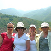 """There's the """"Vancouver Girls"""" (Nancy, Jacinta, Shawn's Aunt Brenda & Vicki) having some fun together!! :-)"""