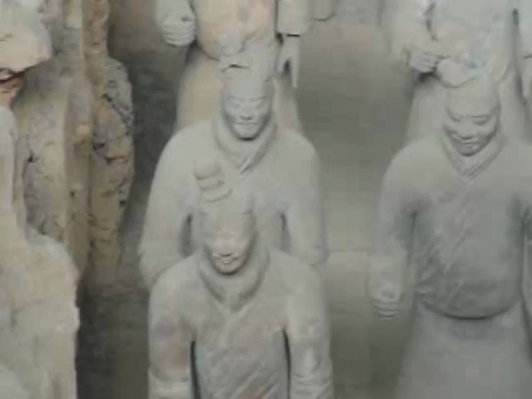 Watch this Video to see what an amazing Discovery this was back in 1974... the Terra Cotta Warriors!!