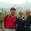 We have to say, Aihua (Iowa) was an excellent, gracious Tour Guide and ambassador for China... we were so lucky to have gotten him as our Guide... it's great to now say we have a Friend in China and he really helped us see how Beautiful China is and how great the people are!!