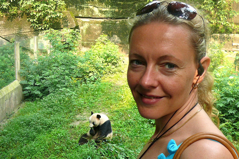 "We only spent a morning in Chongqing before we flew to Xian to see the ""Terra Cotta Warriors"" but it was definitely a trip highlight as we got to visit the Panda Bears at the local Zoo."