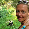 """We only spent a morning in Chongqing before we flew to Xian to see the """"Terra Cotta Warriors"""" but it was definitely a trip highlight as we got to visit the Panda Bears at the local Zoo."""