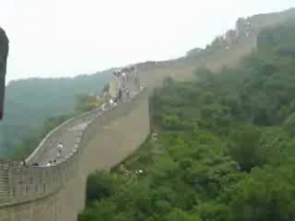 "**Video** From one Wonder of the World to another... the ""Great Wall""!!  We truly did see all of China's highlights on our ""Yangtze River"" Cruise Tour!"