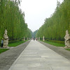 "There's the gorgeous ""Sacred Way"" at the Ming Dynasty Tombs!"