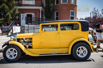 1929 Ford 2 Door Sedan