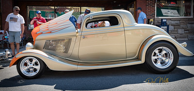 1933 Ford 3 WindowCoupe