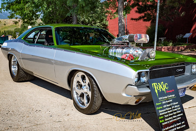 1970 Dodge Challenger by Toxic Designs