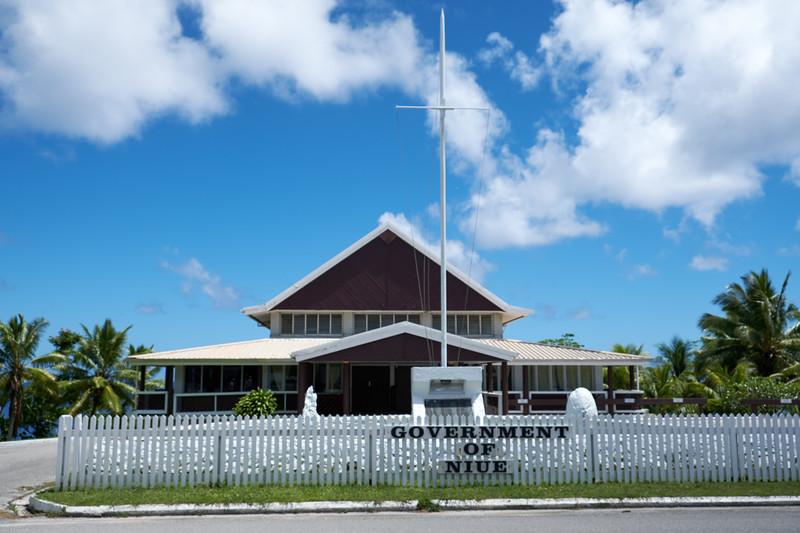 Alofi is the capital of the island nation of Niue.