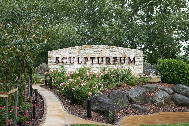 Anthony and Sandra Grant, owners, have spent 10 years creating Sculptureum. The works that are displayed are from their personal collection. The Sculptureum is meant to amuse, inspire and stimulate.