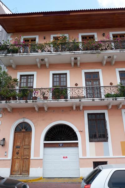 Home of Rubén Blades a Panamanian singer, songwriter, actor, musician, activist, and politician.
