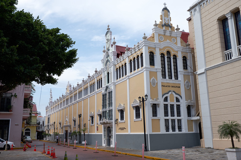 Palacio Bolivar is Panama's Foreign Ministry building.