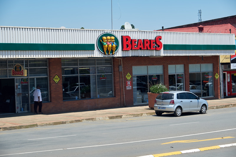 South Africa's version of Piggly Wiggly.