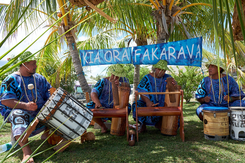 Welcome to Fakarava.