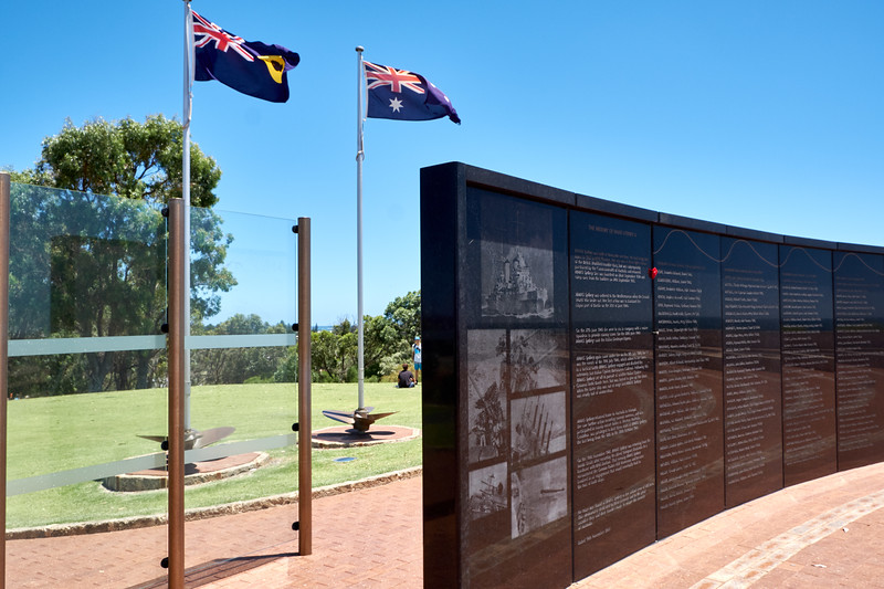 The walls represent the encricling arms of the Nation welcoming it's lost loved ones.
