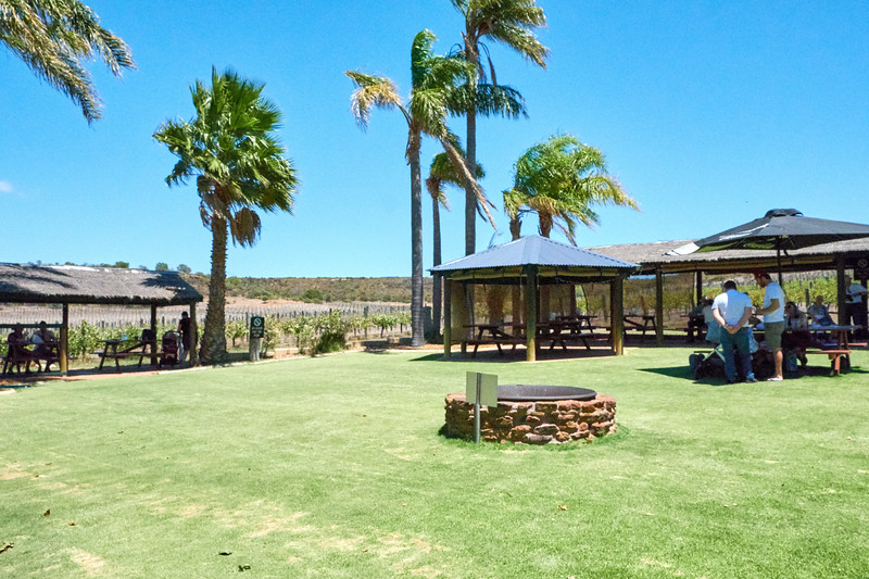 Burnt Barrel in the Chapman Valley is a family barbeque and microbrewery business.