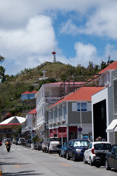Streets of St. Bart.