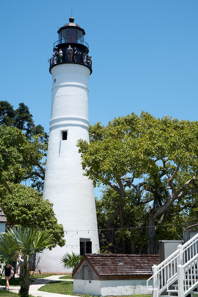 Key West Lighthouse & Keeper's Quarters Museum.