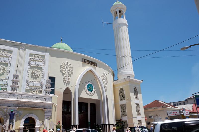 Maputo mosque.