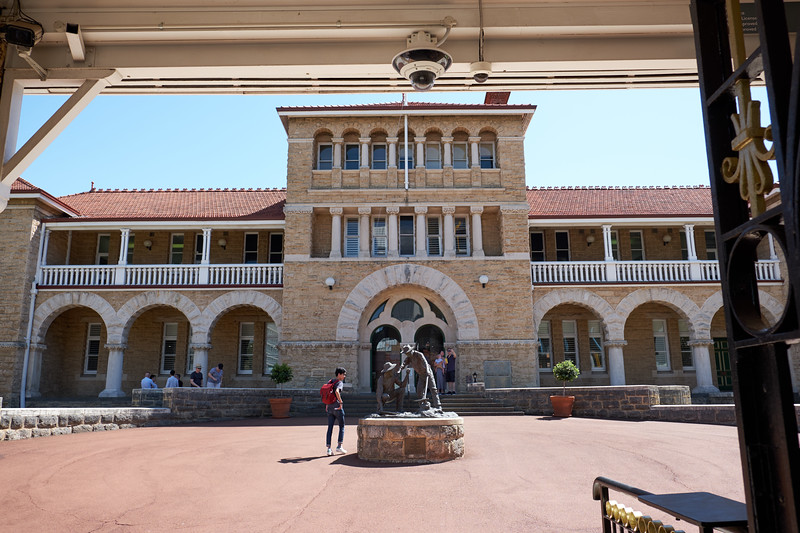 The Perth Mint was built in 1899 and is Australia's oldest operating mint.
