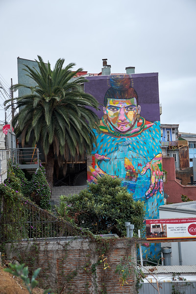 Another imprssive mural.