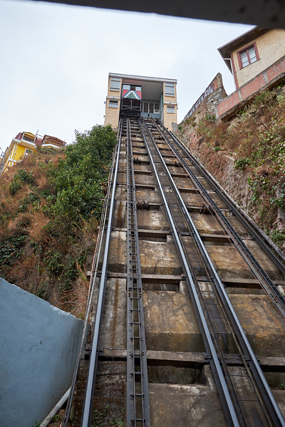 The first funicular was built in 1883. There are several throughout the city and they are an easy access to various parts of the hillsides.
