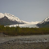 View from train heading to Seward - 28 May 2003