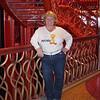 Nancy aboard Carnival Spirit on Alaska Dance Cruise - 29 May 2003