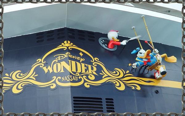 Bahamas - Disney Wonder (Jan 2004)