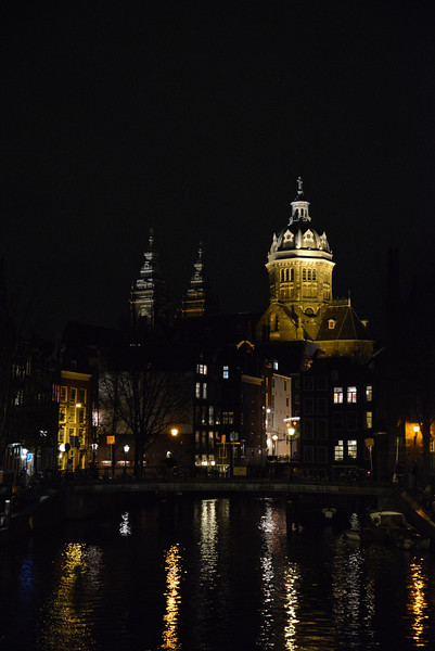 Old Church from Red Light District.