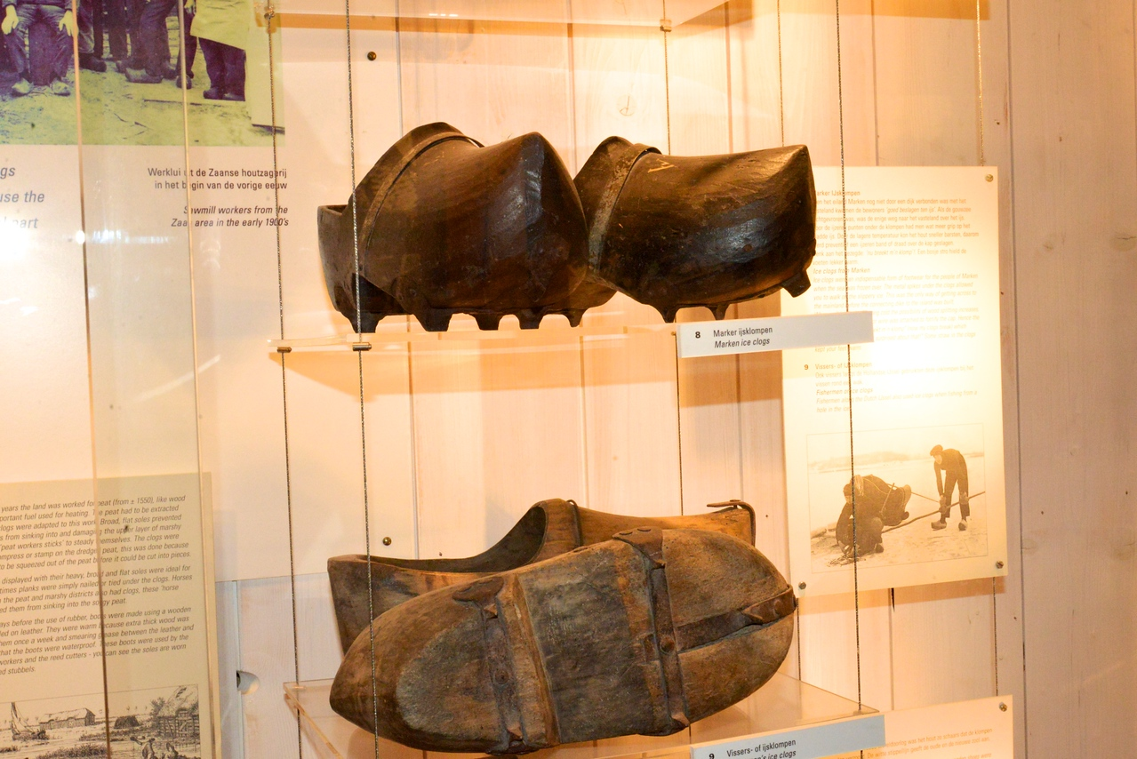 Ice Clogs (with cleats).
