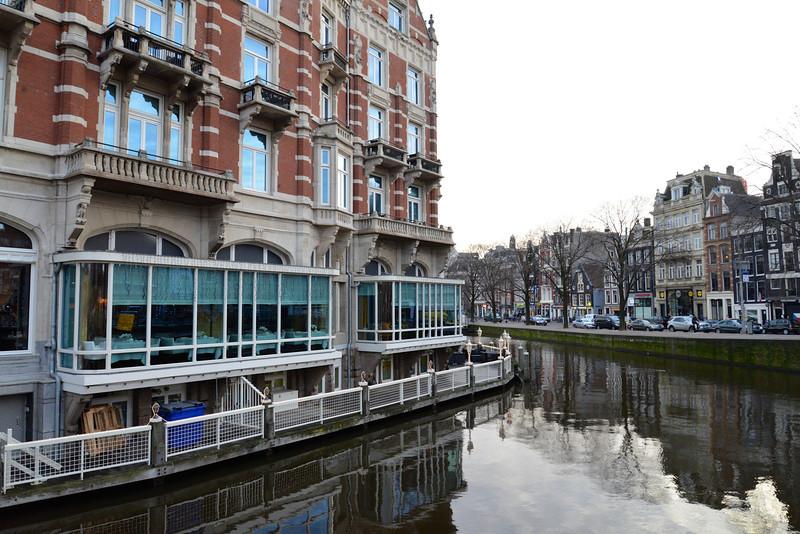 Hotel De L'Europe.