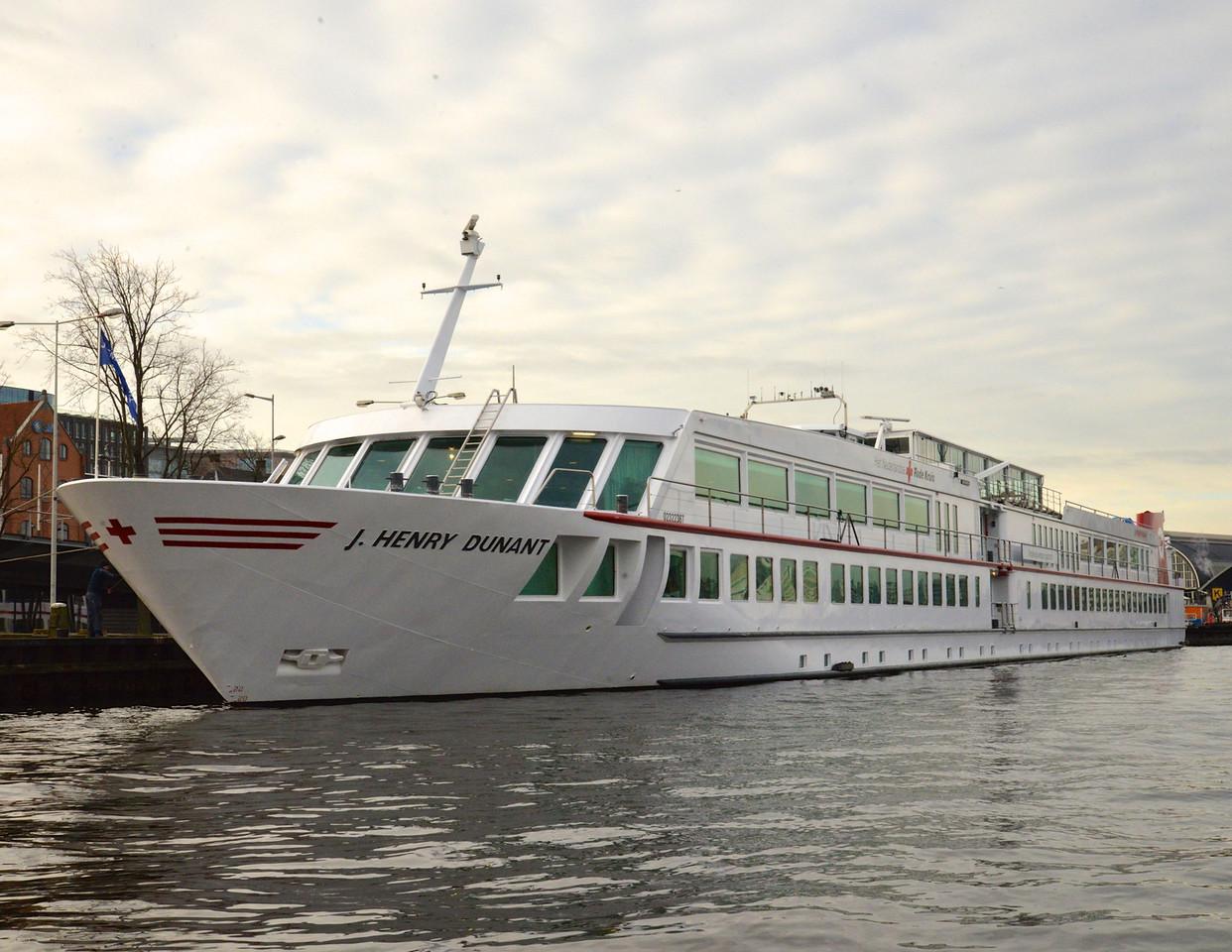 River Cruise Ship.