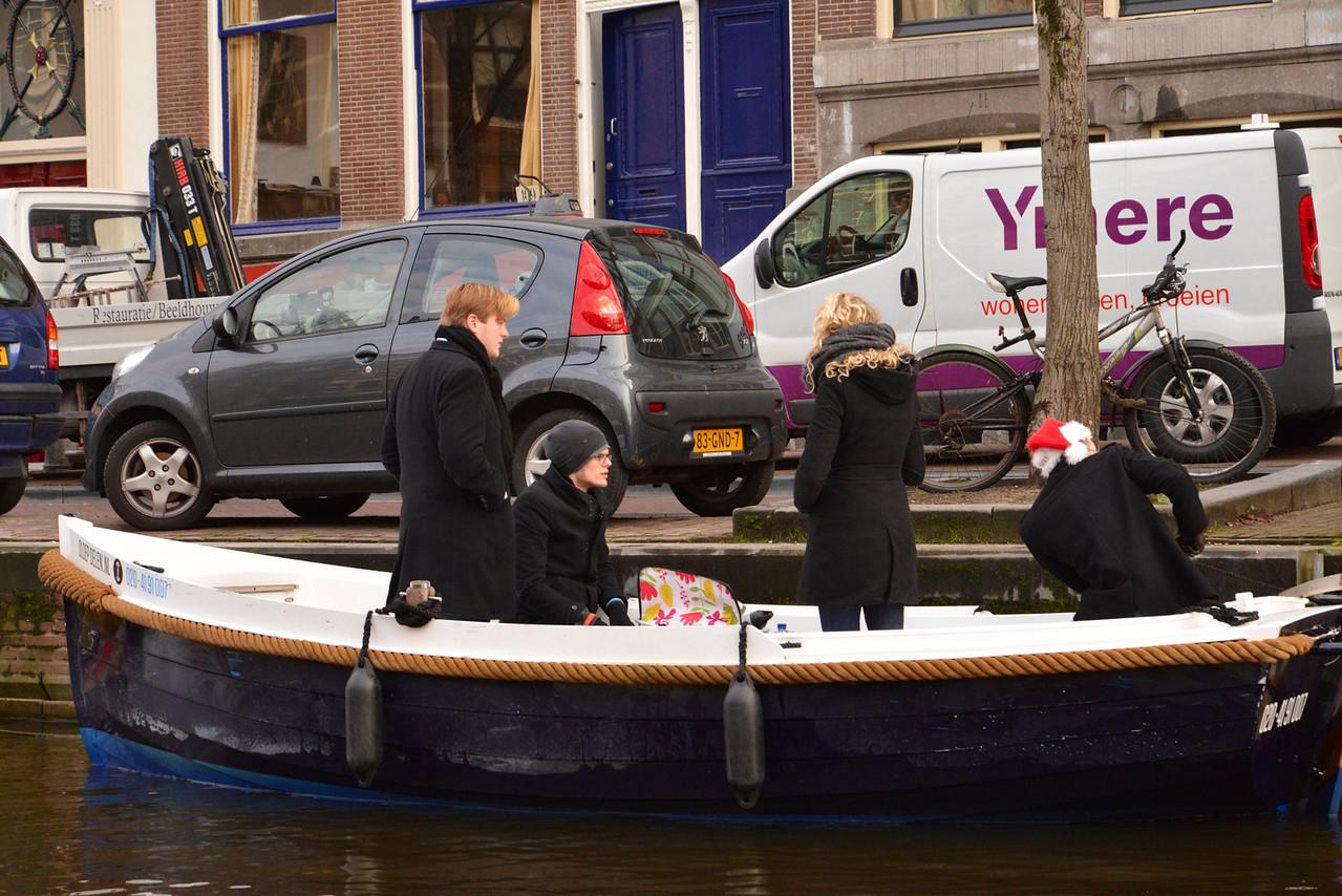 Private Boats.